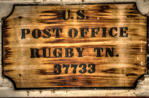 August 26, 2017 Rugby TN
