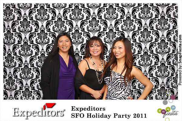 Expeditors International Holiday Party @ Julia Morgan Ballroom 12.10.11
