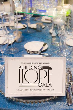 2018 Building Hope Gala