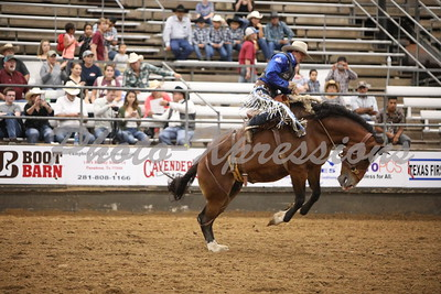 Saddle Bronc Riding Sept 21Friday