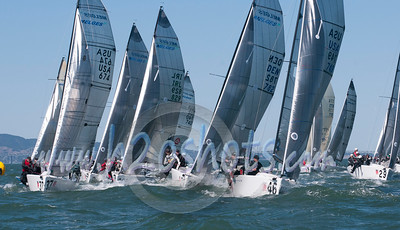 2013 Melges 24 Worlds Day 2 Select