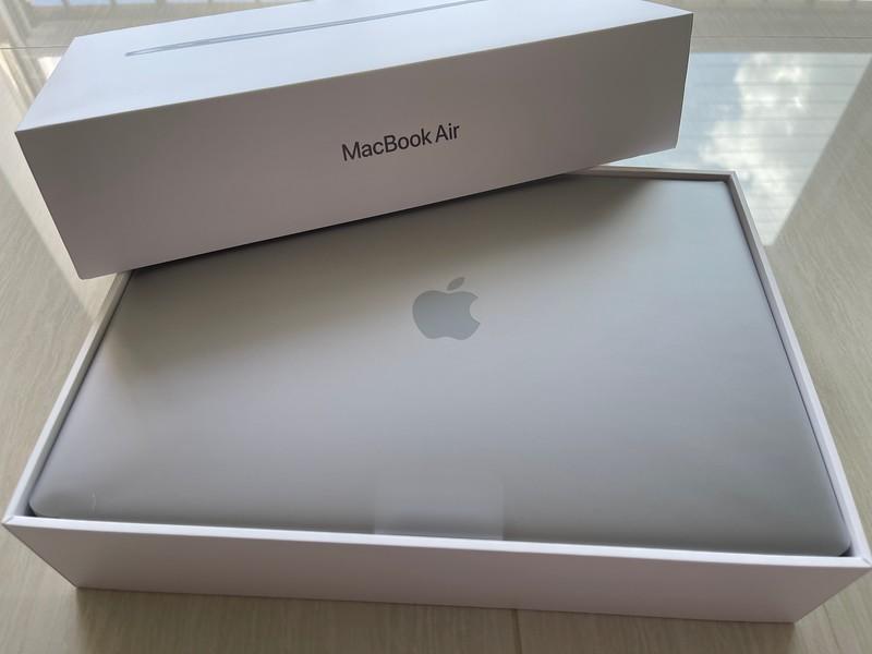 Apple M1 MacBook Air