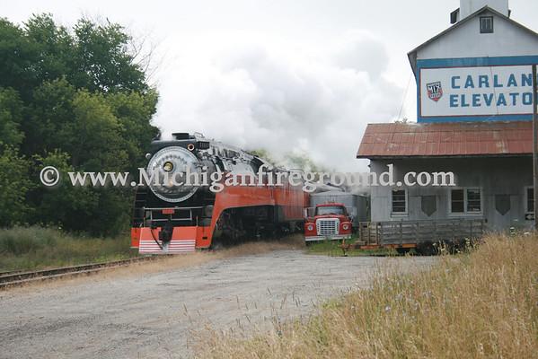7/24/09 - Owosso Steam Train Festival