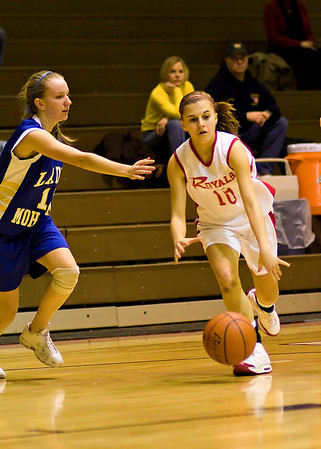 HR Freshman Girls vs Meyers 01/17/09