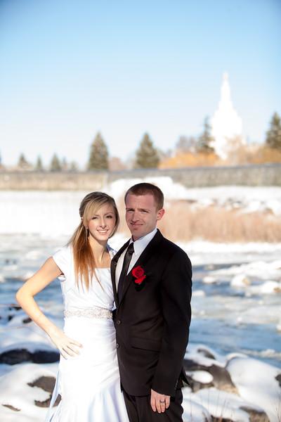 Tyler Shearer Photography Dustin & Michelle Wedding Idaho Falls Temple Rexburg Photographer-0049.jpg