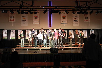 2014 Choral Festival at Great Plains Lutheran High School, Watertown, SD