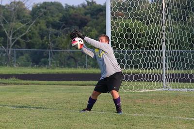 2018 Varsity Soccer vs. Covington Catholic