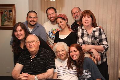 Family Photos - July 2012