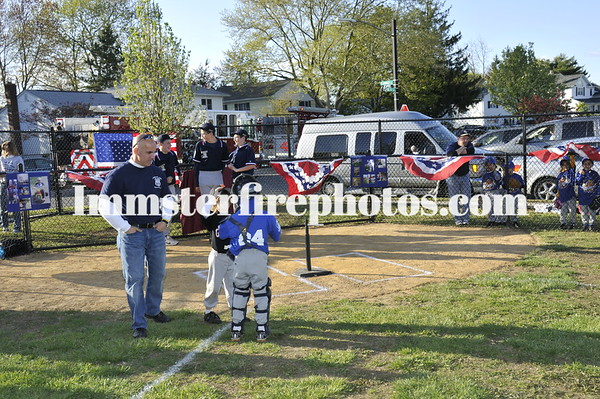 Matthew Bryan McGrorty Field Dedication