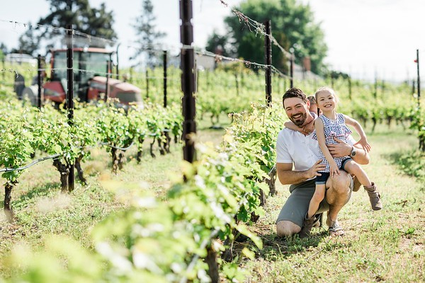 BC Wine Family-Friendly Wineries