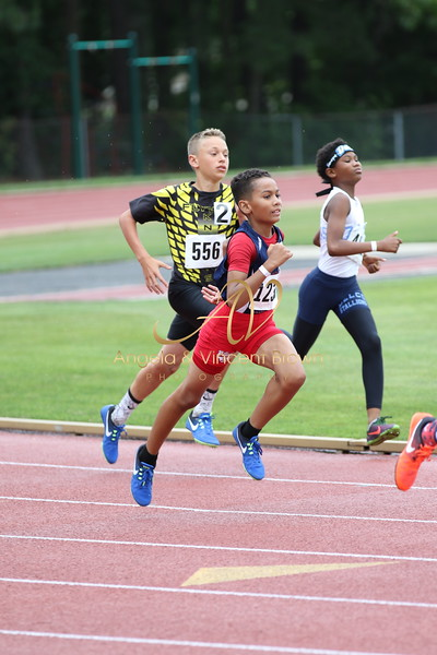 2017 AAU RegQual : Boys/Open 800m