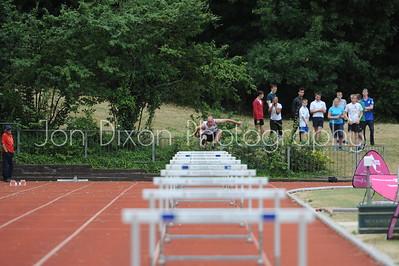 110m hurdles sen men