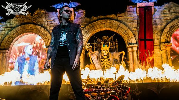 Rockstar Mayhem Festival: Hartford