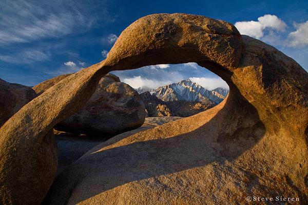 Mobius Arch 4 Alabama Hills, Lone Pine, California