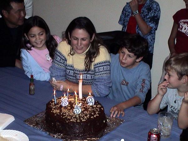 2003/11/06 - Kristi's Birthday