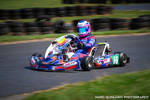 Motorsport Ireland Karting Championship 2021 - Round 3 - Athboy - Éimear Carey