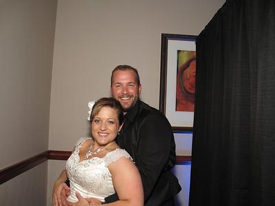 Jackie & Erik Wedding Photo Booth Hidden Video