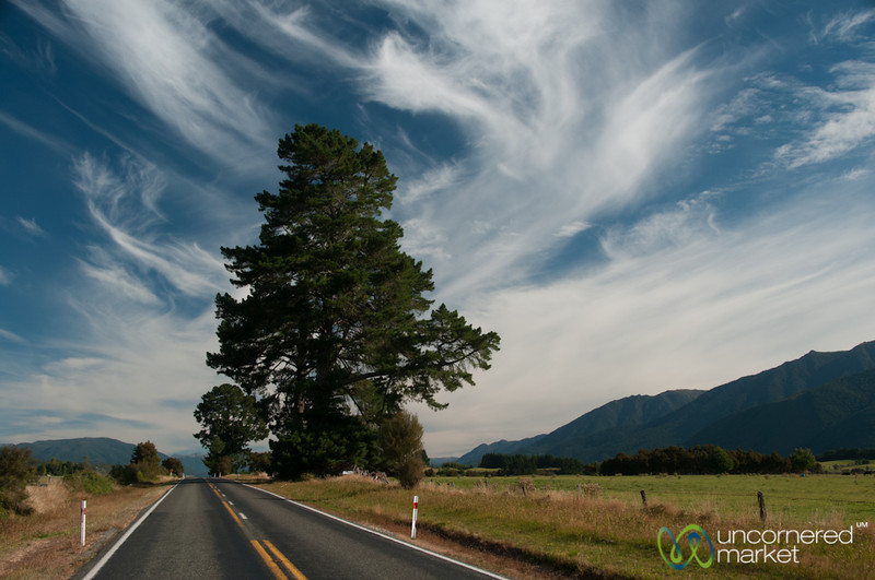 South Island Skies and Road Trip - New Zealand