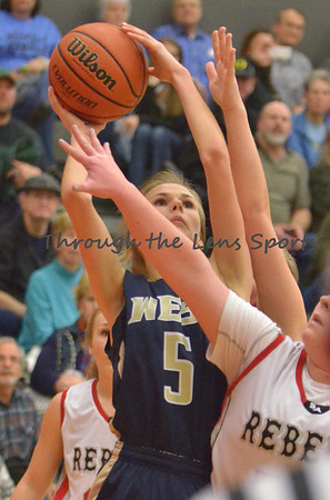 South Albany vs. West Albany Girls HS Basketball