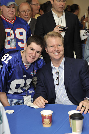 NY Giants Super Bowl 25th Anniversary Event
