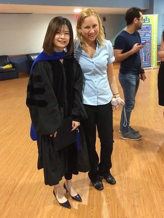 2017 UB CBE Graduate Commencement