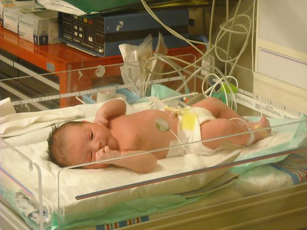Baby Riana March 29, 2009
