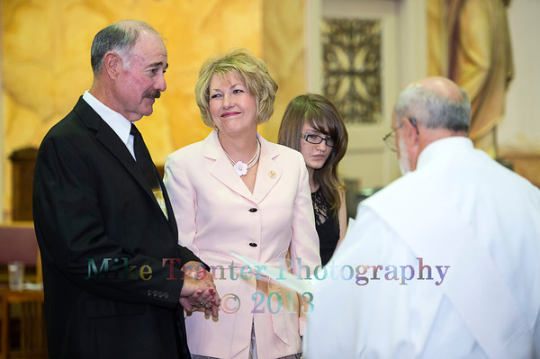 George and June's Wedding Vow Renewal