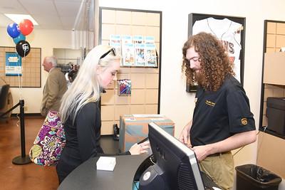UPS Store Grand Opening