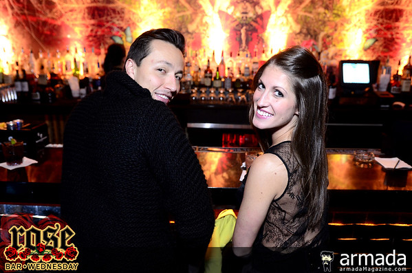 Rose Bar Wednesdays - 12.10.2014