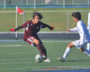 JHS Soccer vs Bingham Game 2
