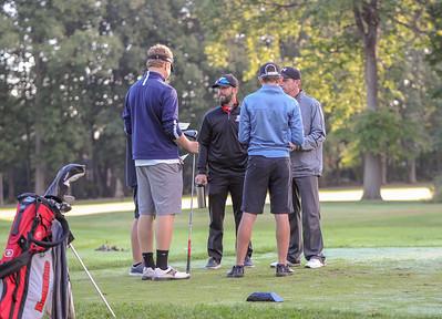 Varsity Golf Boys