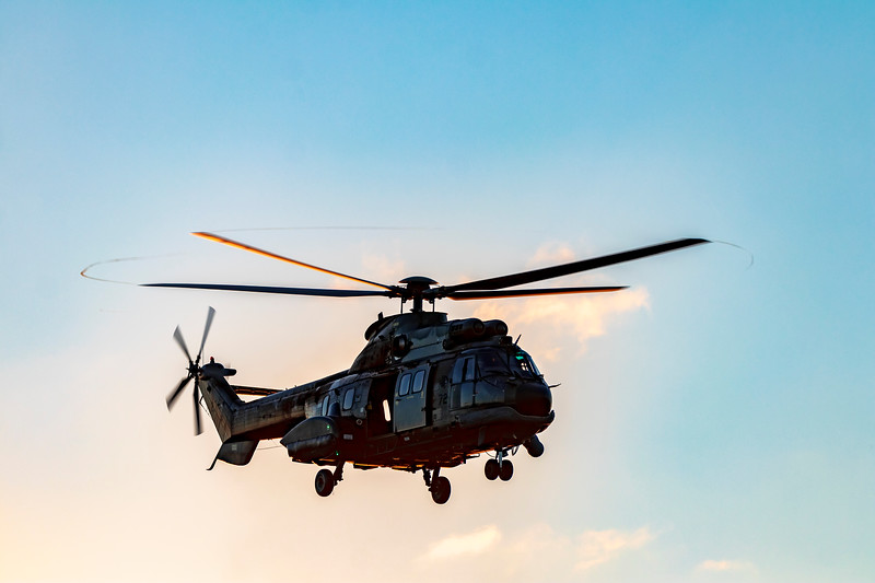 Exercise Wallaby 2018 - AS332M Super Puma
