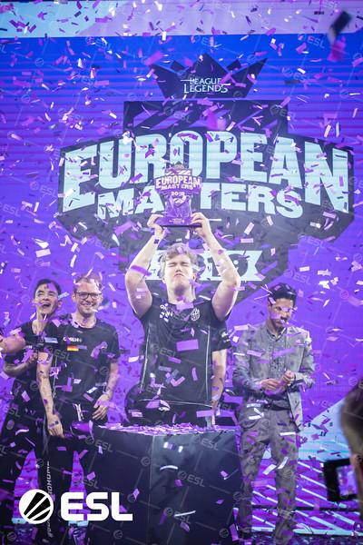 EU Masters Summer 2019