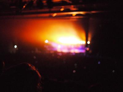 Massive Attack Concert Amsterdam