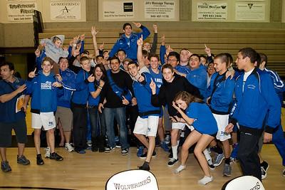 Dana Hills 2010 League Championship