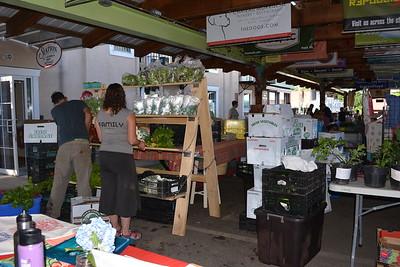 Floyd Farmers Market, 24 Jun 2017