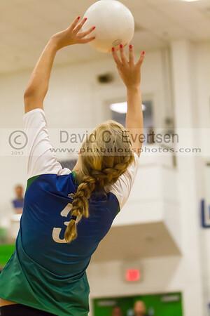 Faith Christian @ Cornerstone Charter Academy Girls Varsity Volleyball - 2013