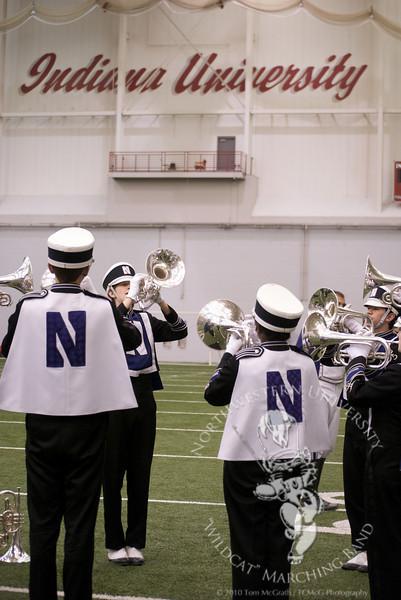 Northwestern @ Indiana