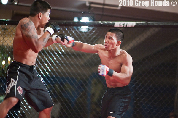 Jason Dumoal vs Edson Hidalgo