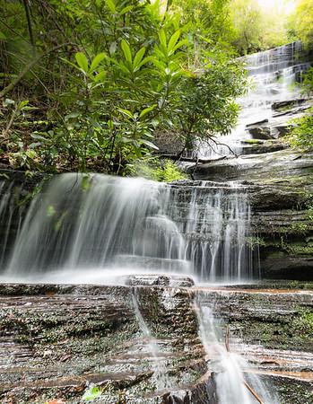 Georgia Views & Waterfalls