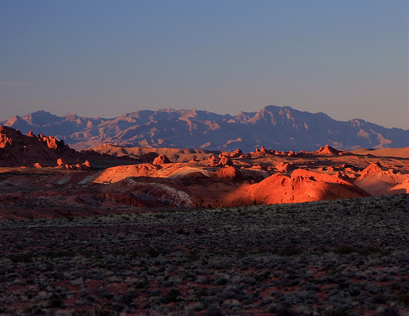 Southern Nevada's Valley of Fire State Park