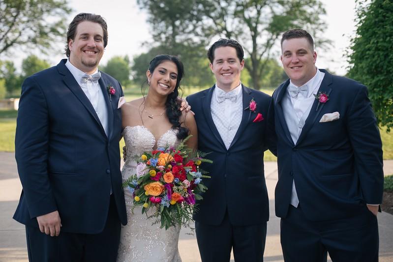 LeCapeWeddings Chicago Photographer - Renu and Ryan - Hilton Oakbrook Hills Indian Wedding -  892.jpg
