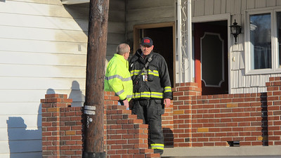 Odor Investigation, Malfunctioning Oil Burner, W. Rowe Street, Tamaqua (3-21-2014)