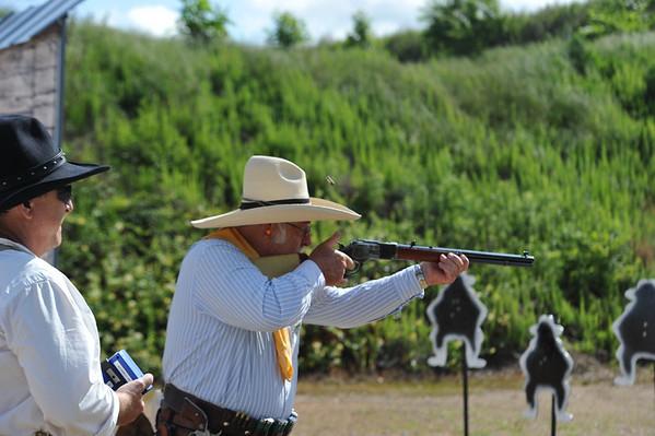 N.C. Shootout - Posses 7-8