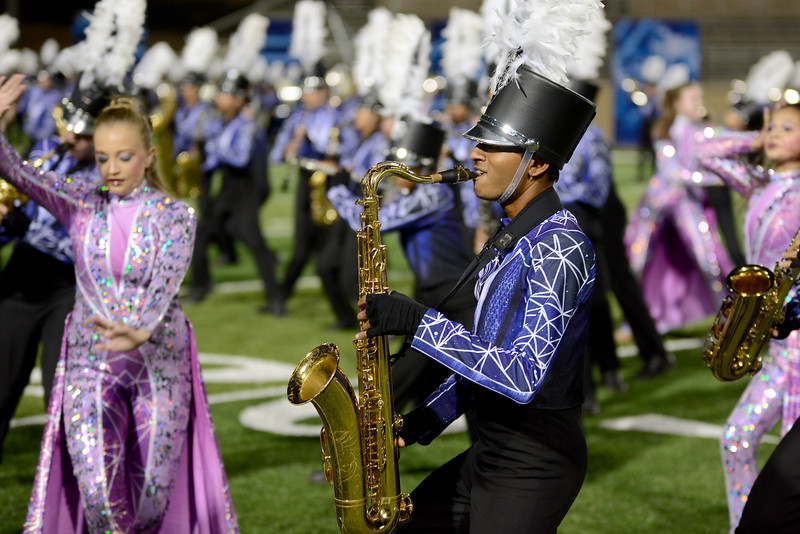 "Vandegrift High School, ""Aria, Queen of the Night"""