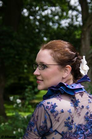 20120623 - Trouwshoot Cantontuinen - Anne en Bram