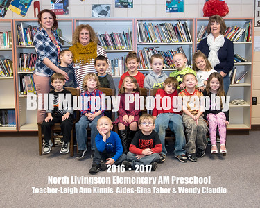 2016  -  2017 North Livingston Elementary Classroom Groups