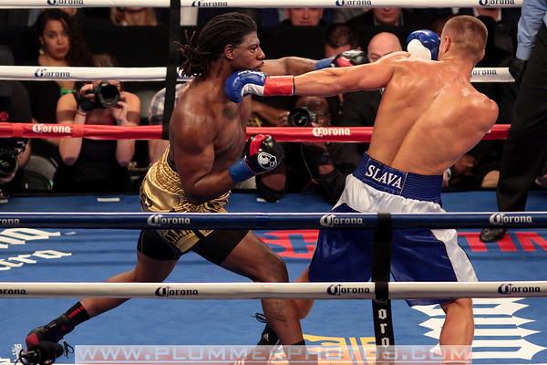 Charles Martin Defeats Vyacheslav Glazkov by Second Round TKO