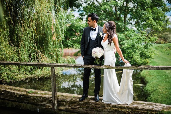 Rebecca and Stuart - Delbury Hall Country House