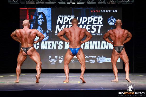 NPC Mens Bodybuilding Prejudging